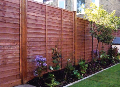 Fencing by Arrow Paving